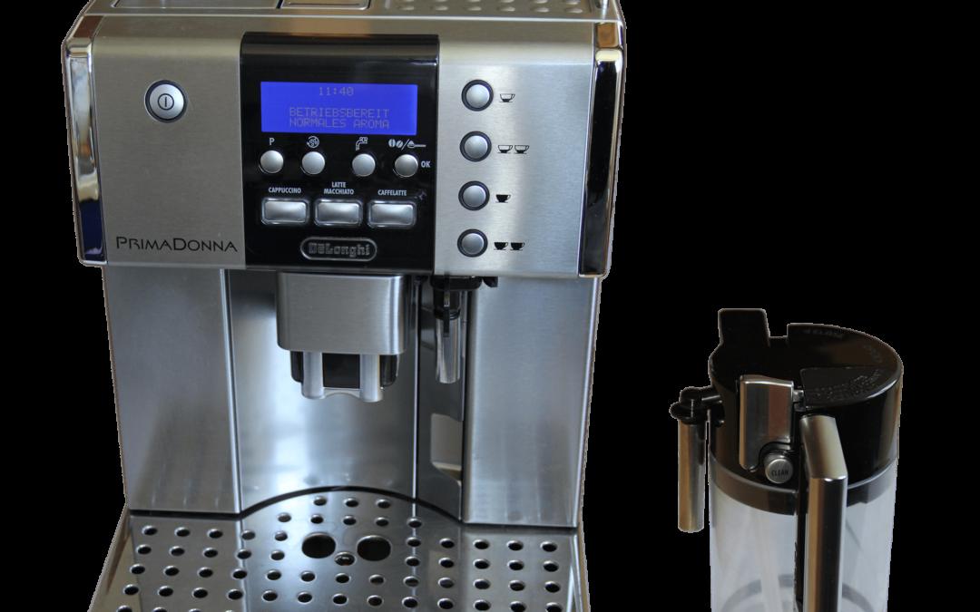 DeLonghi Primadonna ESAM 6600 Kaffeevollautomat